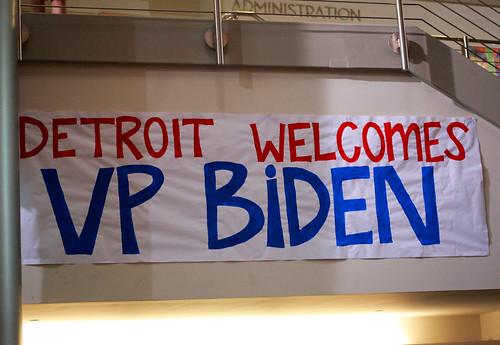 Vice President Joe Biden by Kelly Kline, on Flickr