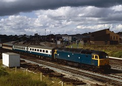 47460 Chester 031285 (24082CH) Tags: great chester eastern inverness class47 47460