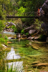 Puente sobre ro Borosa (Pepe Ruiz) Tags: rio canon jaen cazorla borosa tamron1750 40d andandarax