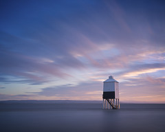 Low Lighthouse at Sunset (Weeman76) Tags: sunset lighthouse coast somerset burnham burnhamonsea paulwheeler lowlighthouse somersetcoast afszoomnikkor2470mmf28ged d800e