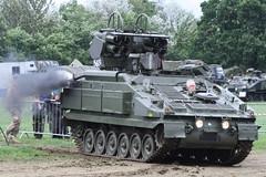 Alvis Stormer (NTG's pictures) Tags: trucks tanks alvis firepower stormer starstreak