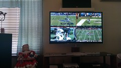Home Theater (Botmann) Tags: home sports smart television sport computer football pc theater view watch watching panasonic online viewing hdtv streaming htpc viera smarttv vierrra tcp55vt50