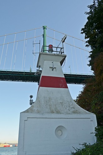 Prospect Point Lighthouse