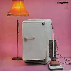 The Cure (IamBen.) Tags: lamp vintage graphicdesign fridge punk vinyl thecure household recordsleeve newwave recordcover vinylartwork threeimaginaryboys vintagegraphicdesign