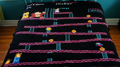 Donkey Kong Full by anapetree, on Flickr