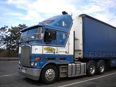 Risely's Kenworth K108 Aerodyne (KW BOY) Tags: b tractor truck prime highway cab transport over australian double semi truckstop lorry rig hauling express bp hume coe mover trucking kw 2012 kenworth haulage aerodyne wallan k108 riselys