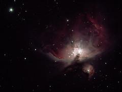 Orion's Nebula (retake @ f/6.3) (Henry Weiland) Tags: Astrometrydotnet:status=solved Astrometrydotnet:version=14400 Astrometrydotnet:id=alpha20120988318312