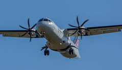 VH-FVI ATR-72 Virgin Australia (Geo_wizard) Tags: landing virgin planes prop 07 sydneyairport bartonpark atr72 runway07 virginaustralia vhfvi wwwmyaviationblogcom