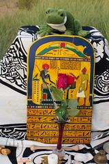 Mabon Rites on Ainsdale Beach (109) (PHH Sykes) Tags: beach coast magic altar stele ritual rite ainsdale revealing southport mabon sefton stelae ainsdaleonsea