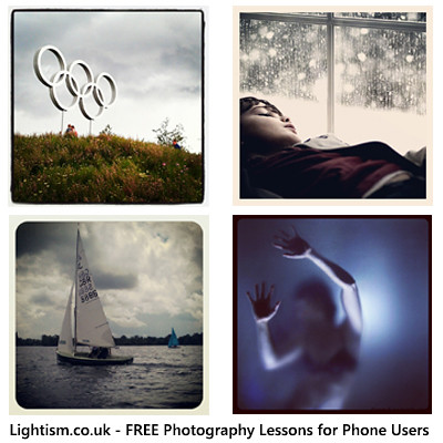 Lightism.co.uk - FREE Photography lessons for Phone users