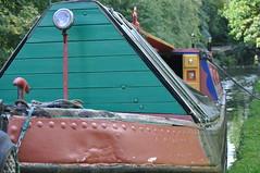 Resting Up.......... (MWBee) Tags: canal nikon cheshire barge walton bridgewatercanal waltonhall narrowbaot d5000 warringotn mwbee me2youphotographylevel3