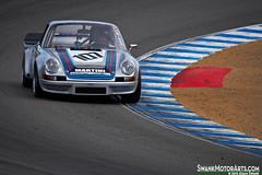1973 Porsche 911 RSR (autoidiodyssey) Tags: california usa cars race vintage monterey 911 porsche gto gt 1973 lagunaseca imsa gtx gtu montereyhistorics rsr aagt jimcalzia 2012rolexmontereymotorsportsreunion