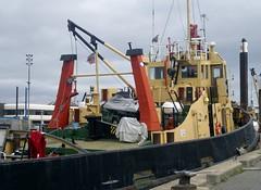 SD Sheepdog (PD3.) Tags: uk england ship general harbour ships sheepdog hampshire sd solent portsmouth tug tugs dockyard rmas hants serco denholm