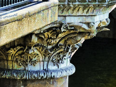 The Sea Birds of Blackfriars Bridge (Steve Taylor (Photography)) Tags: uk bridge england london stone portland britain londres gb blackfriars sculptures carvings sculptor seabirds cityoflondon archbridge johnphilip thomascubitt johnbirniephilip
