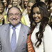 Nationale Preselectie Miss Belgi� 2013 in Parlement Brussel