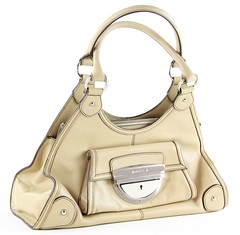 1006. Leather Handbag, Karen Millen