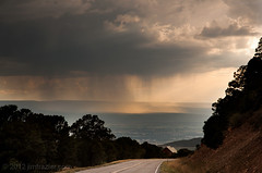 Coming down the mountain --- into a storm (Jim Frazier) Tags: road trip travel trees light sunset summer vacation house mountain storm nature rain clouds farmhouse barn rural buildings wow giant landscape evening big twilight highway scenery colorado alone gloomy v100 dusk farm threatening country scenic structures dramatic beautifullight sunsets stormy august roadtrip fv5 f10 valley co vista fv10 f3 traveling roadside gigantic drama f5 immense threat magichour goldenhour 2012 blackcanyon threaten vast stormlight interestinglight q4 gunnisonriver ldoctober jimfraziercom blackcanyonofthegunnisonrivernationalpark ld2012 20120803westernroadtrip wmembed