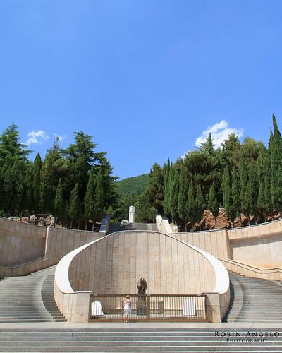Le parc de Padre Pio