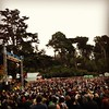 More of the crowd for Elvis Costello @hsbfest #hsb (Steve Rhodes) Tags: sf sanfrancisco california ca 2012 iphone iphone4 iphonephoto iphone4camera iphone4photo