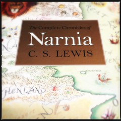 $10 buy. Pleased as punch! (.  .) Tags: phonecam book noflash story narnia cslewis iphoneography dcfilm hipstamatic iphone4s loftuslens