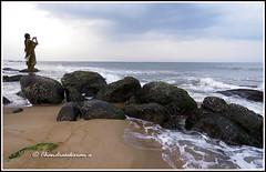 6361 - Kovalam  Beach ,Chennai (chandrasekaran a 34 lakhs views Thanks to all) Tags: kovalambeach beach chennai india bayofbengal canon powershotsx60hs