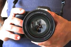 Me and Myself (S@arle-p) Tags: 24105 canon obiettivo lens autoscatto autoritratto portrait ritratto selfportrait