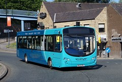 Arriva North East: 1514 / NL63 VRJ (Northern Transport Photos) Tags: nebuses arrivanortheast arriva arrivabus arrivauk arrivasapphire wrightpulsar2 wrightpulsar vdlwrightpulsar2 vdlwrightpulsar sapphire durham durhambusstation arrivadurham arrivadurhamcounty belmont