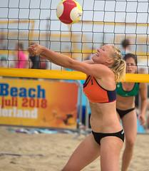 17230291 (roel.ubels) Tags: nk beachvolleybal beachvolleyball volleybal volleyball beach scheveningen sport topsport 2016
