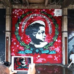 T'was bright but twas just a dream city of colours - meta! (id-iom) Tags: cityofcolours birmingham graffiti meta stencil paint urbanart streetart vandalism street art urban