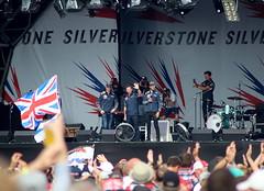 Red Bull post-race chat (6079 Jones,P) Tags: formula one f1 british grand prix silverstone car racing auto motorsport daniel ricciardo christian horner max verstappen stage ezone canon eos 1200d