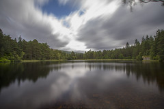 Glen Tanar Loch (James Fraser Singer) Tags: glen glentanar loch aberdeenshire aboyne scotland landscape nd1000 10stop