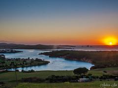 (Dea) Tags: sunset cantabria spain sol atardecer breaking dawn breakingdawn liencres mogro valdearenas ra sea mar summer