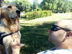 Loves of my life (marie.lehmann67) Tags: chien dog lovely love puppy photograph photography photo photographies
