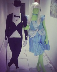 it's saturday.. let's go out tonight 😂 #morphsuit #frac #costard #smoking #traje #costume . . . .#princess #deguisement #disfraz #lol #funny #style #couple #funidelia #fun #disfraz #zaragoza (funidelia) Tags: instagram costume deguisement disfraces disfraz deguisements carnaval halloween fato costumi fancydress kostuum kostium