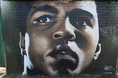 Muhammad Ali - Street Art in Birmingham (cpbs1965) Tags: art muhammadali cassiusclay boxer thegreatest streetart birmingham cityofcolours legend grafitti digbeth custardfactory birminghamuk urbanart