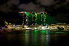 Fire Away (rogelio g arcangel) Tags: singapore marinabaysands marinabay asia asiatravel nightscenes nightphotography cityscapes longexposure lighttrails architecture canon canonphotography