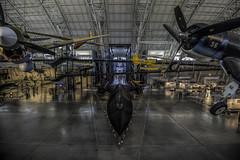 Udvar Hazy (mtalplacido) Tags: udvarhazy warbirds aviation smithsonian sr71 blackbird f4u corsair p40 warhawk museum
