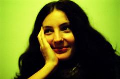 (.sereal.) Tags: portarit classic film slide xpro grainisgood gran analog indie girl girlfriend candid lowfi lofi home sweet