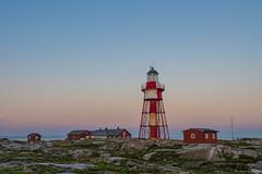 DSC_2286_1280 (Vrakpundare) Tags: sweden sverige vstkusten westcoast lighthouse sunset fyr solnedgng reflections spegling bohusln