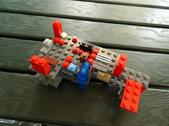 Microscale Space Station (Tommaso Salici) Tags: tommasosalici lego moc space station stazione spaziale oblivion microscale