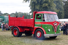 Foden Smallwood 615MTU (NTG's pictures) Tags: astle park traction engine rally foden smallwood 615mtu