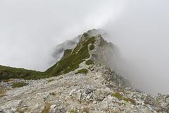 2016 Mt. Tsurugi HAYATSUKI RIDGE TRAIL COURSE (caz76KOBE) Tags: 2016 20168 2999m canon climber dslr eos eos6d hayatsukiridgetrail hayatsukione japan landscape landscapes mountain mountaineering mttsurugi nature naturejapan ridgetrail toyama tateyama tsurugidake climbing mountaineer trail             nakaniikawa toyana