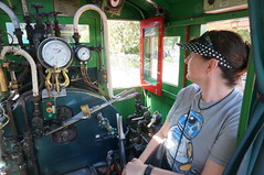 """Tracey in the E.P. Ripley at Disneyland • <a style=""""font-size:0.8em;"""" href=""""http://www.flickr.com/photos/28558260@N04/29225064895/"""" target=""""_blank"""">View on Flickr</a>"""