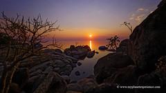 Lake Malawi (My Planet Experience) Tags: people sunset capemaclear lakemalawi lake malawi nationalpark mw nyasa southern africa longexposure landscape seascape myplanetexperience wwwmyplanetexperiencecom