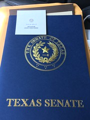 Senate Procolamation (Texas Heart Institute) Tags: willerson jamestwillerson texasheartinstitute texasheart proclamation hearts minds sylvester turner mayor september 2016 texans for cures