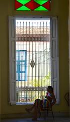 Antigua fbrica de ron Bacard, Santiago de Cuba (heraldeixample) Tags: heraldeixample cuba gent people gente pueblo popular rom rum ron bacard vitrall vitral glasgemlde stainedglass stainedglasswindow beirateak vitrail gwydr dhaite gloinedhaite vetrocolorato  mtebbginie  witra   arquitectura architektur architecture