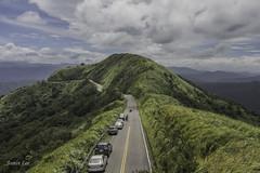 (jineminglee180) Tags: macroflowerlover sky trees travel cars beautiful blue    road taiwan tokina1224mm taipei