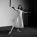 Performance Art BW 012