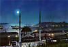 View of Tophane (SALTOnline) Tags: tophane nusretiyecamii ayışığı mehtap manzara nusretiyemosque moonlight scenery istanbul saltaraştırma saltresearch saltonline
