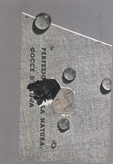 droplet (kurberry) Tags: blackwhiteandgrey collage vintageephemera